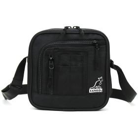 [KANGOL(カンゴール)] ミニショルダーバッグ バーター 250-4985 ブラック