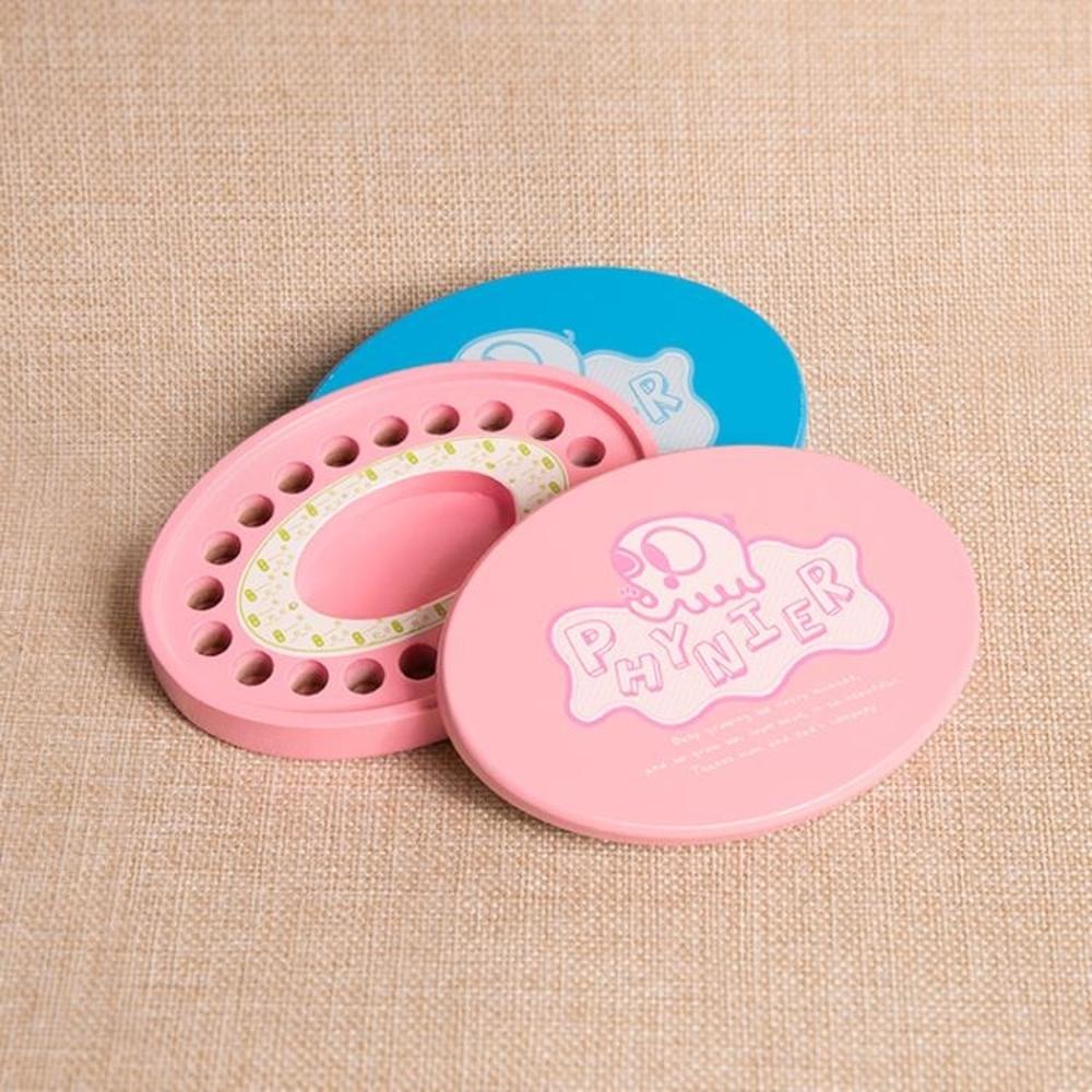 寶寶乳牙盒 男女寶寶牙齒換牙保存盒木制兒童胎毛乳牙盒牙屋乳牙罐嬰兒紀念品 歐歐流行館