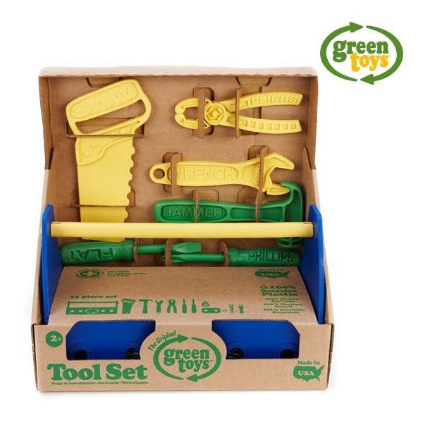 【淘氣寶寶】美國greentoys感統玩具-史密斯工匠組【檢驗符合最高安全標準/沒有外部塗料,保證無毒】