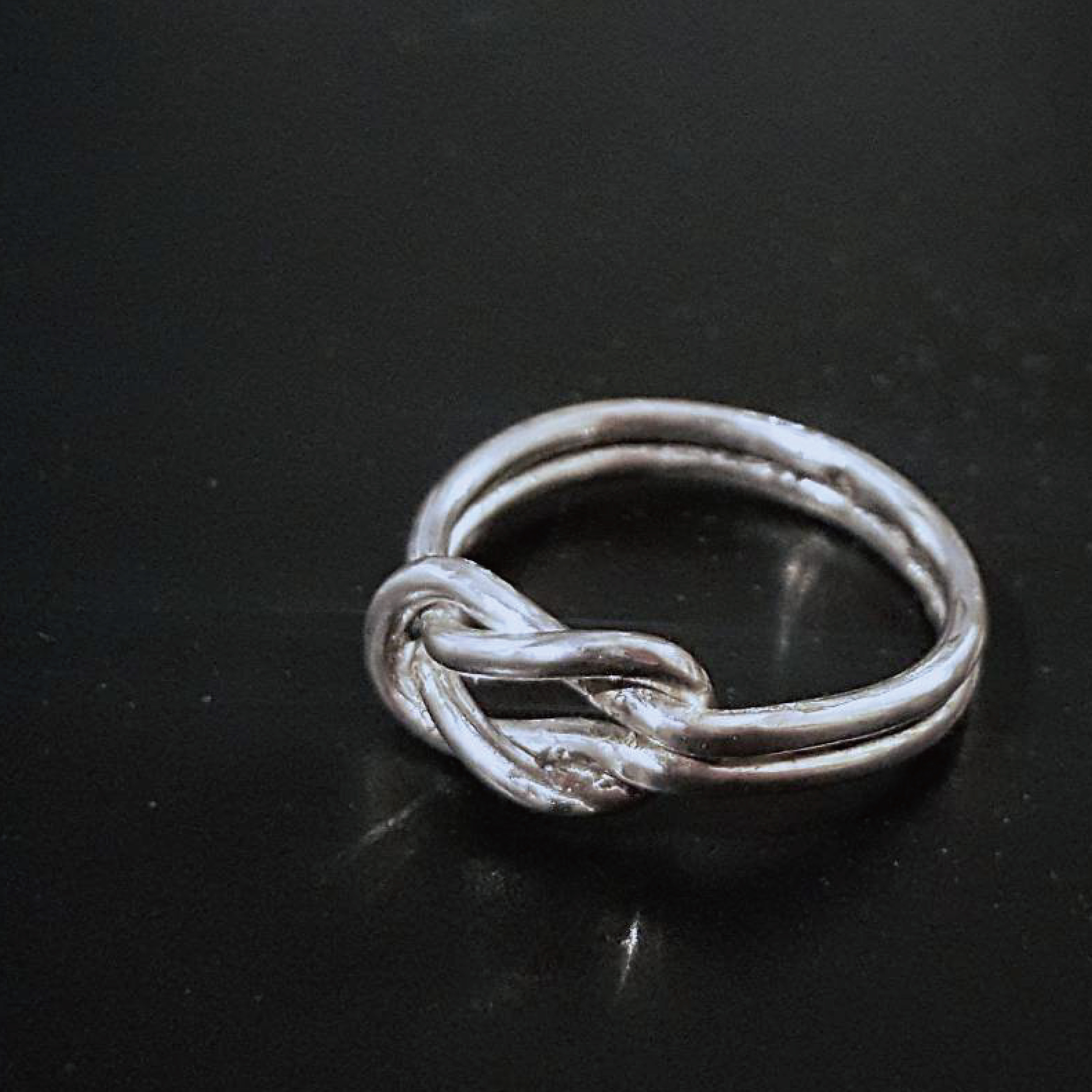 無限H 925純銀 戒指 手作 金工  客製化 對戒