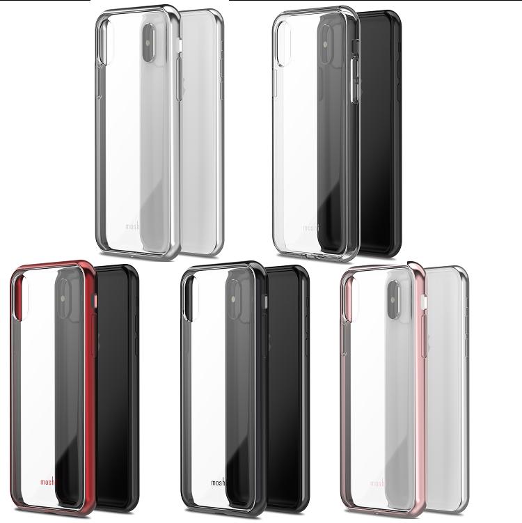 Moshi Vitros for iPhone XS X 超薄透亮保護背殼