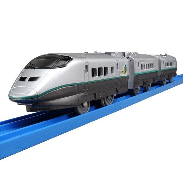 【Fun心玩】TP14762 麗嬰 日本 多美 PLARAIL 鐵道王國 S-06 E3系新幹線 Tsubasa 火車模型