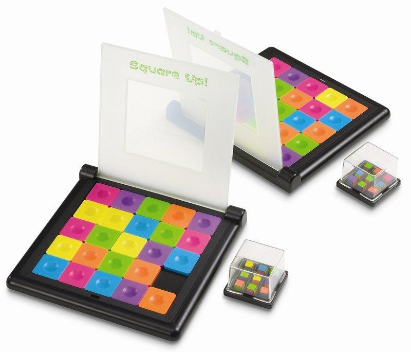 方塊推推 Square Up 繁體中文版 高雄龐奇桌遊 正版桌遊專賣 玩樂小子