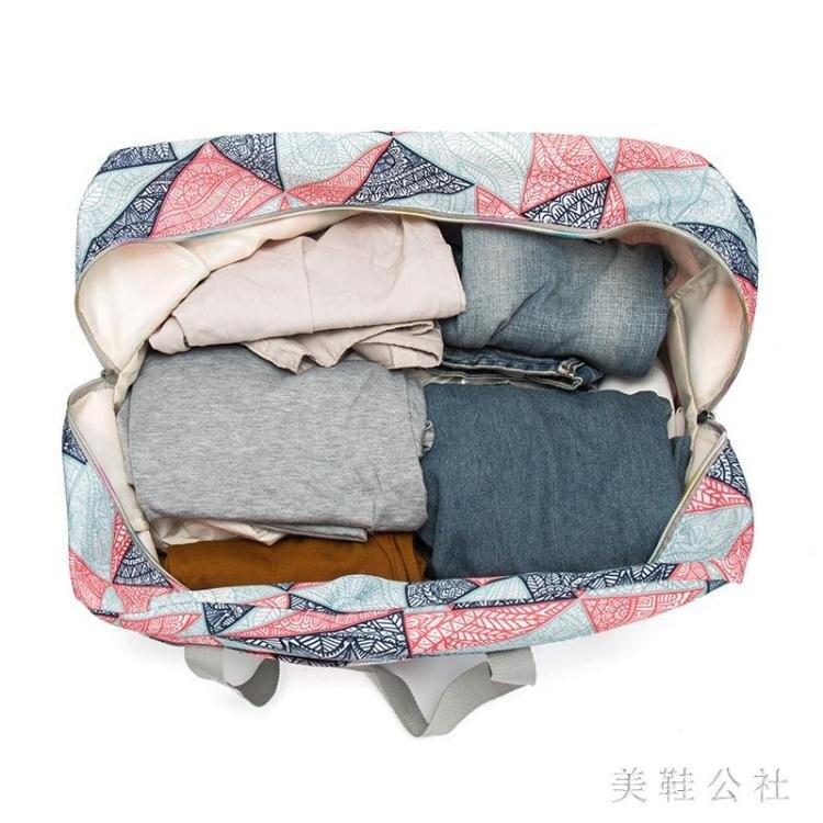 手提旅行袋大容量包包衣物衣服打包袋行李收納袋便攜防水可套拉桿CC1920