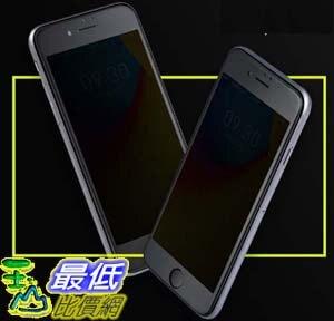 [玉山最低比價網] Benks 邦克仕 KR+PRO iPhone 6 6S (4.7) 3D滿版防偷窺 鋼化玻璃保護貼 黑白兩色