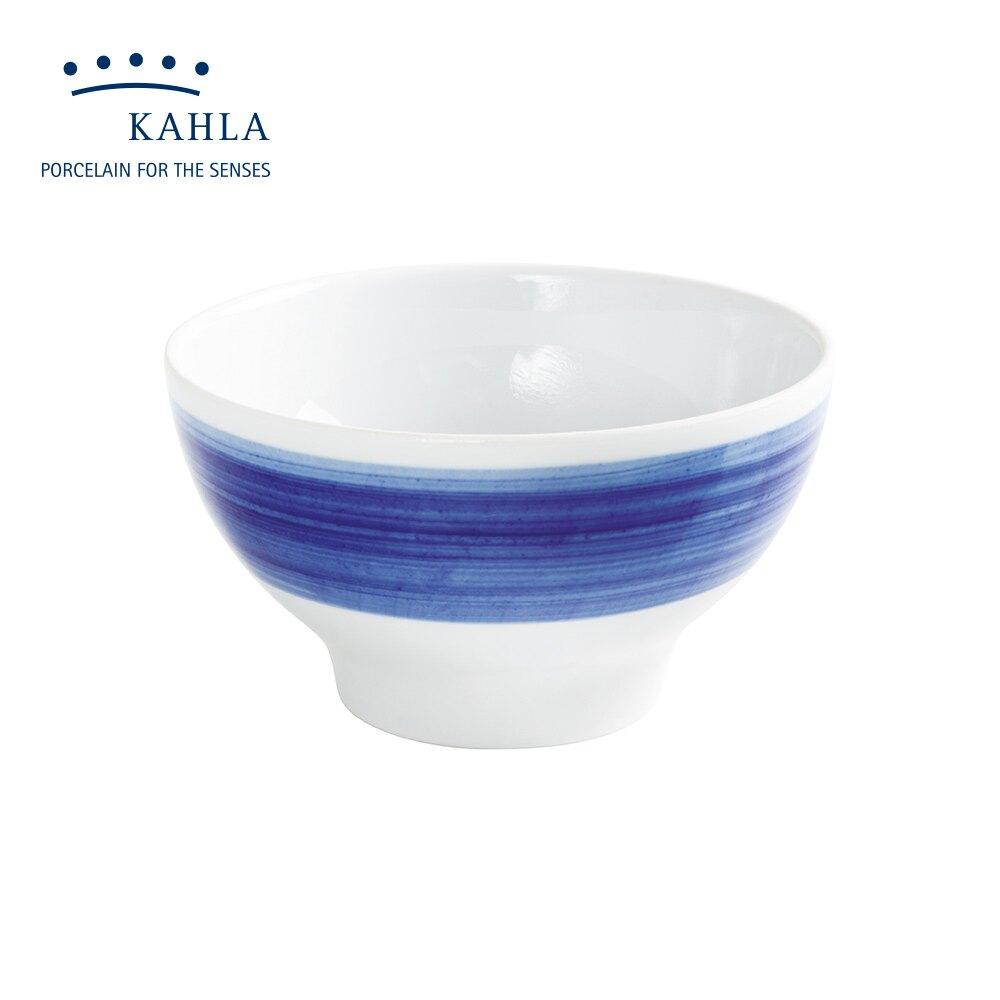 德國KAHLA 藍調之美(彩繪Wiping)-14CM碗
