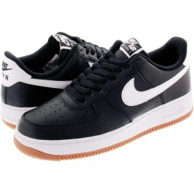 [ナイキ] AIR FORCE 1 '07 2 BLACK/WHITE/WOLF GREY/GUM/MED BROWNUS8.5-26.5cm [並行輸入品]