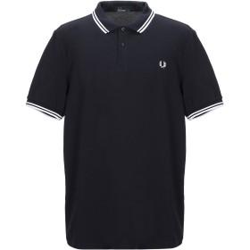 《セール開催中》FRED PERRY メンズ ポロシャツ ダークブルー XS コットン 100%