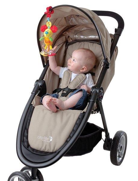 【紫貝殼】澳洲 Playgro 培高 叮噹鼠吊飾玩具 PG0101141【保證原廠公司貨】