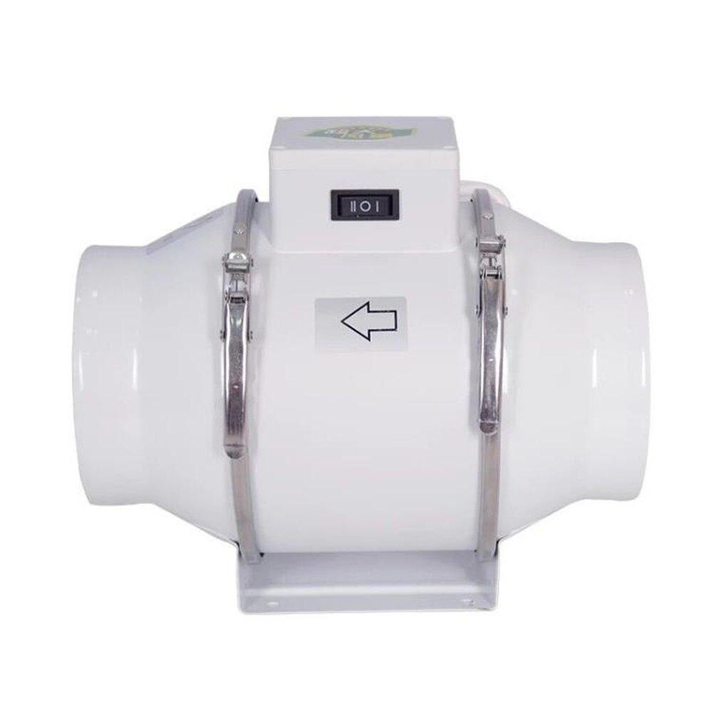 免運 抽水機 圓形管道風機4寸5寸6寸8寸強力靜音廚房油煙抽風機衛生間排氣扇【韓國時尚週】