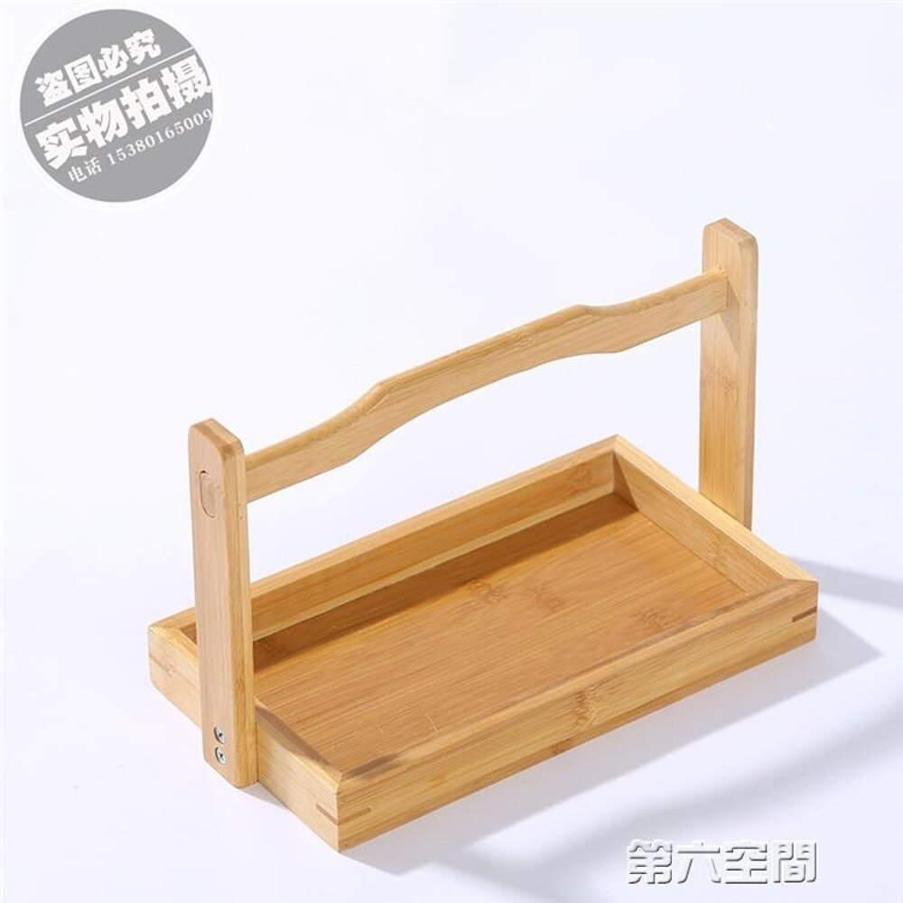 壽司碟 長方形木質小提籃料理壽司刺身碟盤子火鍋店特色創意個性餐具 第六空間 母親節禮物