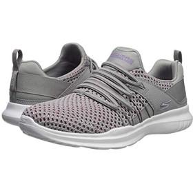 [スケッチャーズ] レディーススニーカー・靴・シューズ Go Run Mojo - 15113 Gray (23cm) B - Medium [並行輸入品]