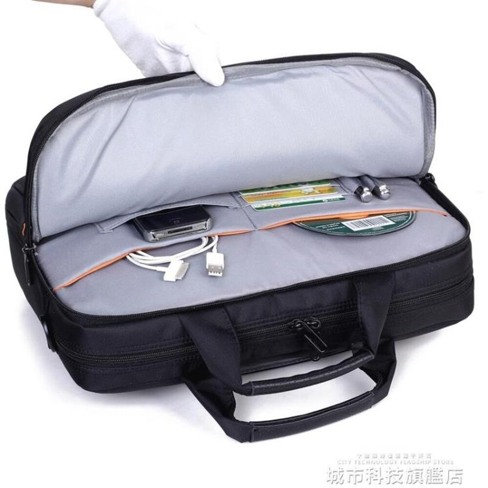 電腦包 惠普微星適用筆記本電腦包男女手提商務14寸15.6寸17.3寸 清涼一夏特價