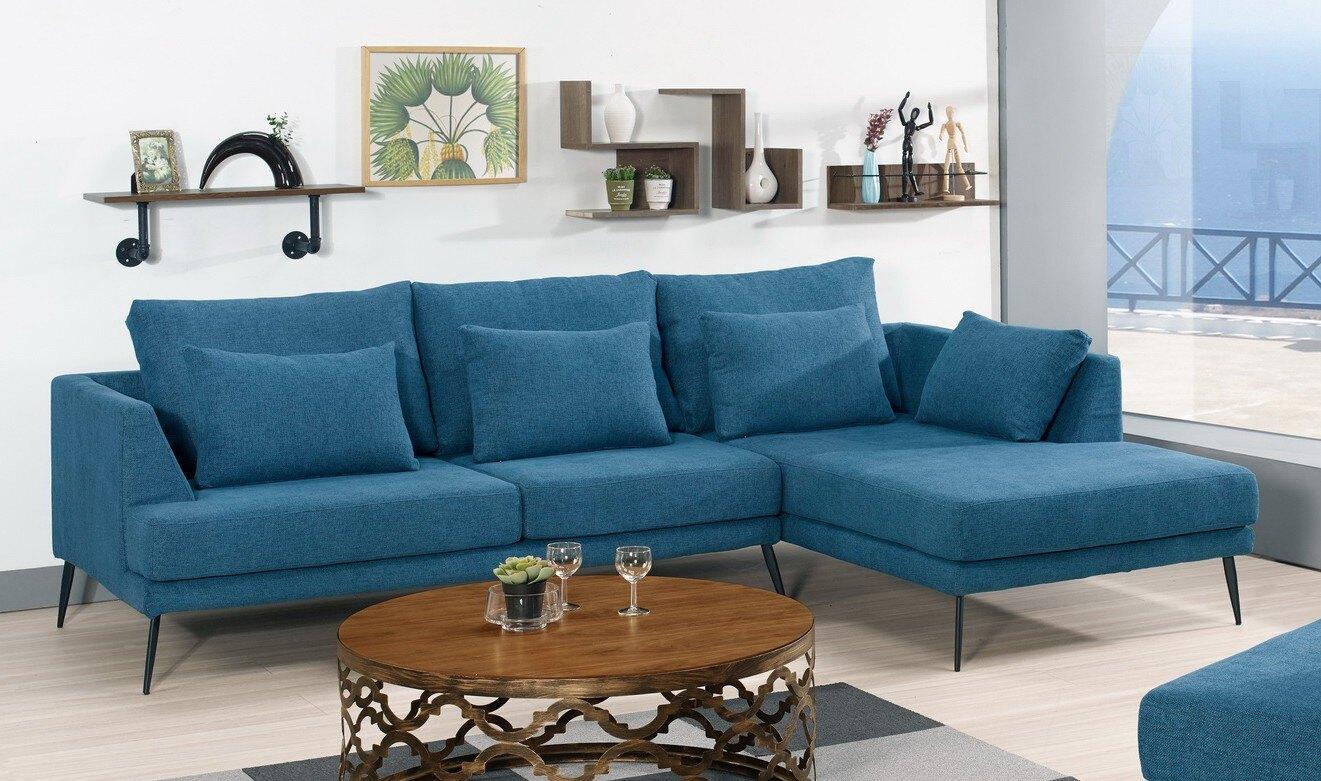 【簡單家具】,G698-4 列克斯L型沙發,大台北都會區免運費