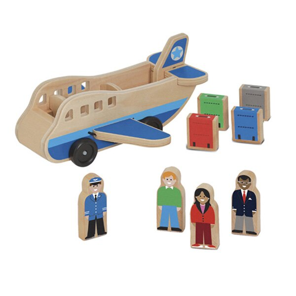 【華森葳兒童教玩具】建構積木系列-飛航轉運站二代 N7-9394