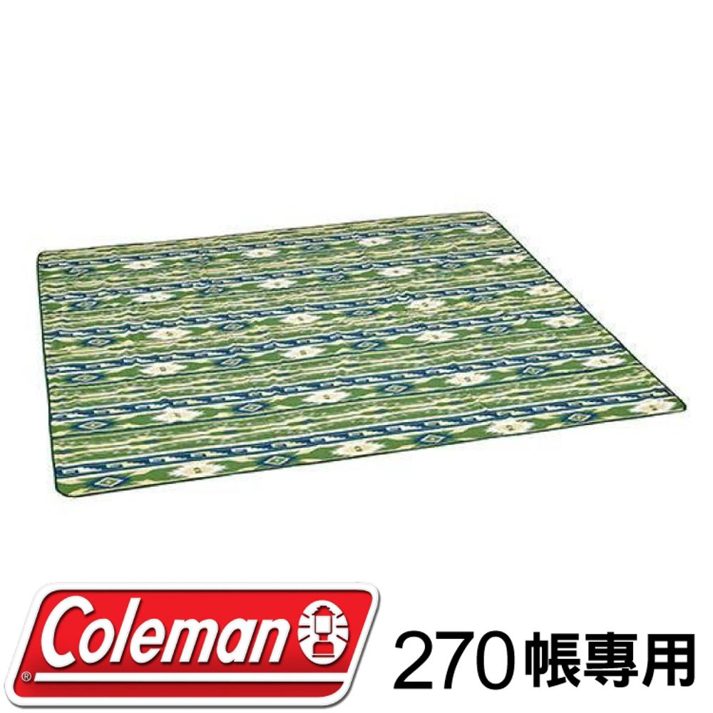 【Coleman 美國 地毯/270】CM-23123/野餐墊/露營地毯/休閒地墊