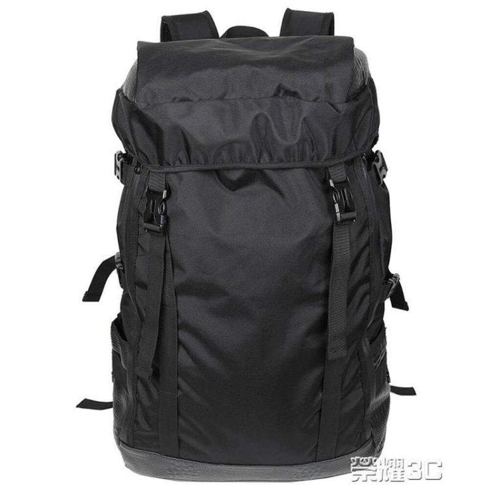 登山包 新款雙肩包男旅行背包登山包戶外休閒超大容量旅游包行李包女 清涼一夏特價