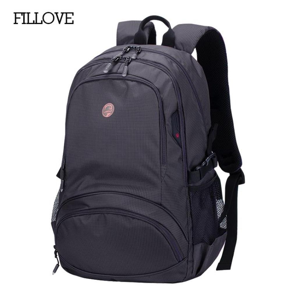 大容量防水登山包旅行雙肩背包書包休閑輕便