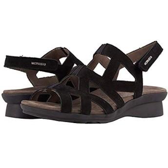 [メフィスト] レディースヒール・パンプス・靴 Pamela Black Bucksoft (21.5cm) B - Medium [並行輸入品]