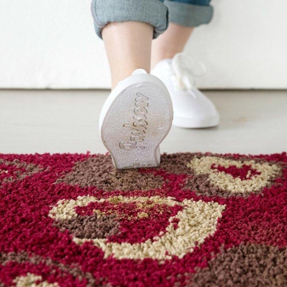地毯 地板腳墊浴室防滑進門衛浴吸水衛生間家用門口入戶門廳墊子  mks韓菲兒 母親節禮物