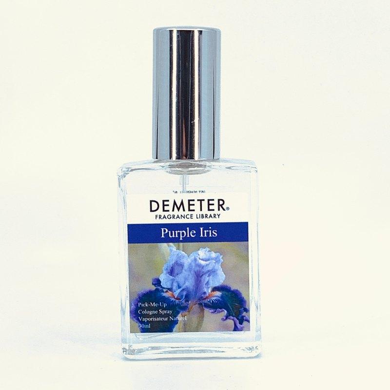 新品 氣味圖書館 Demeter 【紫色鳶尾花】Iris Purple 香水30ml