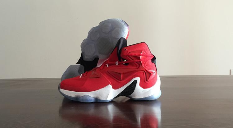 詹姆斯13代籃球鞋夜光25明星鴛鴦11男鞋範尼克高幫戰靴807220