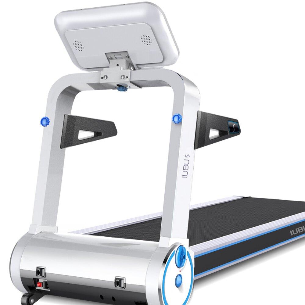 跑步機 優步K3智慧跑步機家用款 折疊迷妳小型 電動超靜音健身器材  mks阿薩布魯