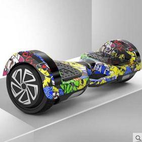 平衡車兩輪成人體感代步車小孩兒童平衡車LX 艾家生活