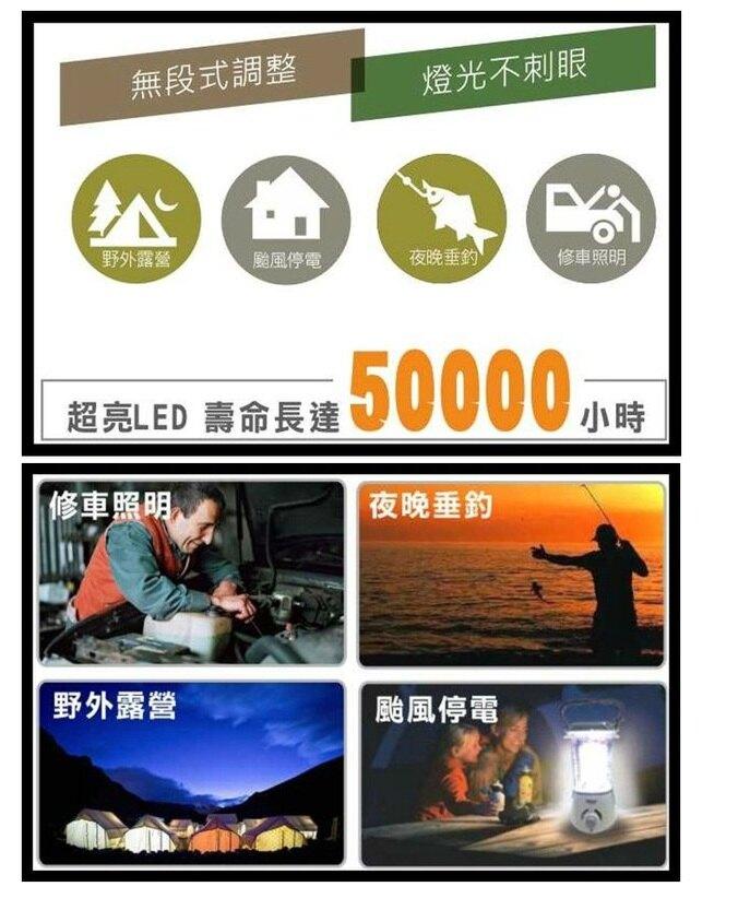 團購價 KINYO-超亮充電式露營燈 停電/LED/工作照明/戶外郊遊/停電應急/野外露營/夜遊/手提掛勾