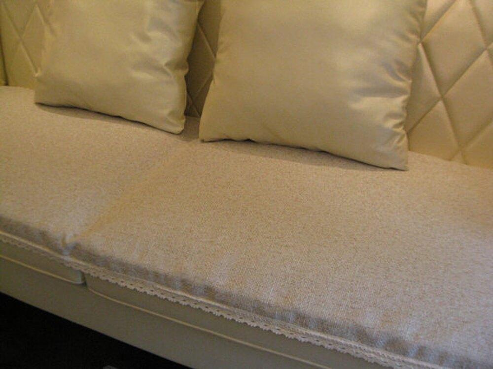 ✤宜家✤時尚簡約四季加厚沙發巾 沙發墊防滑沙發套2 (70*120cm)