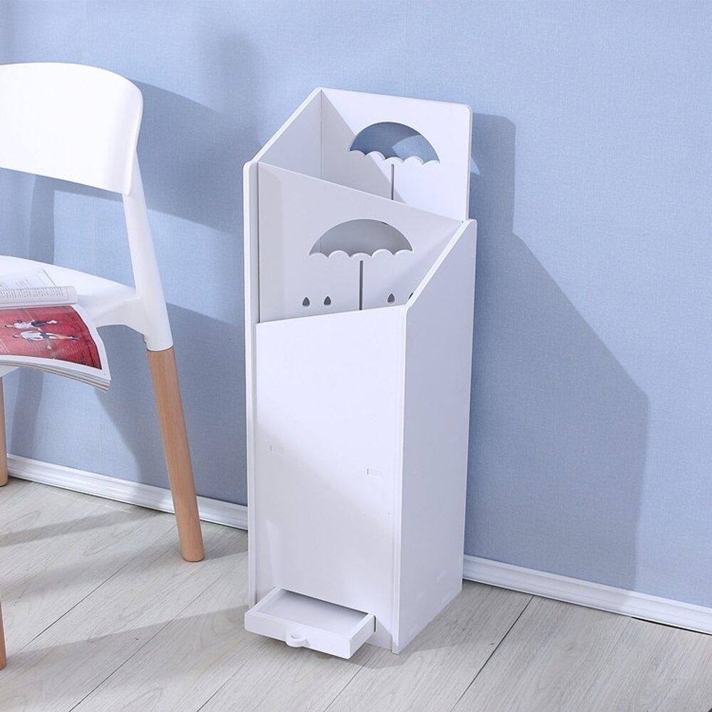 雨傘架放置架家用辦公長短柄雨傘收納架桶置物架子摺傘架壁掛歐式ATF 錢夫人小舖