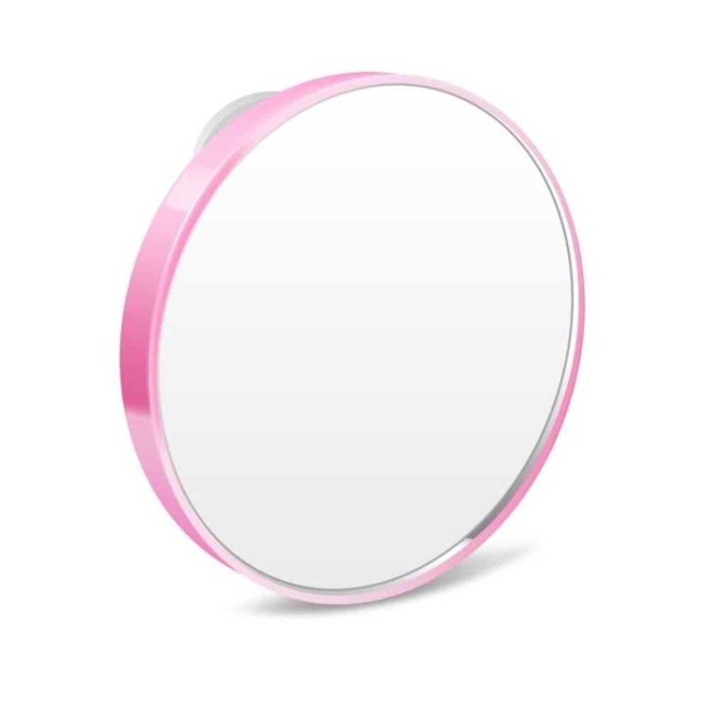 化妝鏡子高倍放大10倍15倍毛孔高清鏡擠痘痘工具去粉刺針黑頭神器 青木鋪子