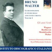 華爾達指揮作品集 - 1920~30年代錄音 第一集 Bruno Walter: Orchestral Music Studio Recordings - 1920's and 30's, Vol.