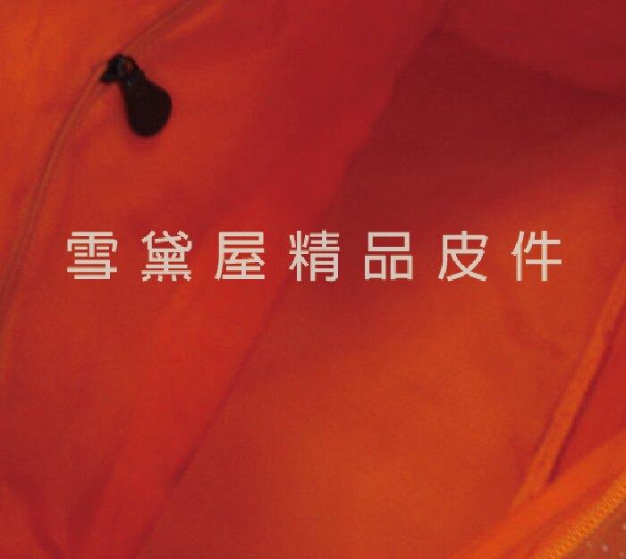 ~雪黛屋~X-TREME 旅行袋購物袋中容亮點點可愛旅行袋防水尼龍布材質超好收納不占空間附活動型長背帶65-2139