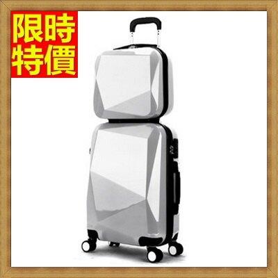 行李箱 拉桿箱 旅行子母箱-28吋鑽石鏡面最高品質男女登機箱10色69p58【獨家進口】【米蘭精品】