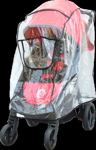 BabyBabe 安全反光防風防雨罩 XXL