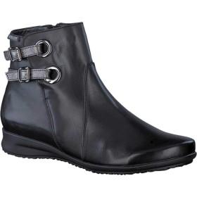 [メフィスト] シューズ ブーツ・レインブーツ Flavie Ankle Boot Black Smoo レディース [並行輸入品]