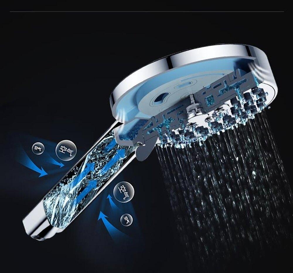 花灑頭 箭牌淋浴花灑噴頭增壓手持蓮蓬頭熱水器淋雨套裝家用淋浴洗澡神器 BBJH