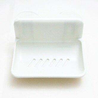 免運【珍昕】 簡約單格皂盤(附吸盤)【6入/12入】/香皂架