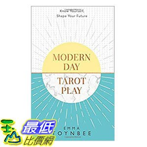 2018 amazon 亞馬遜暢銷書 Modern Day Tarot Play: Know Yourself, Shape Your Life