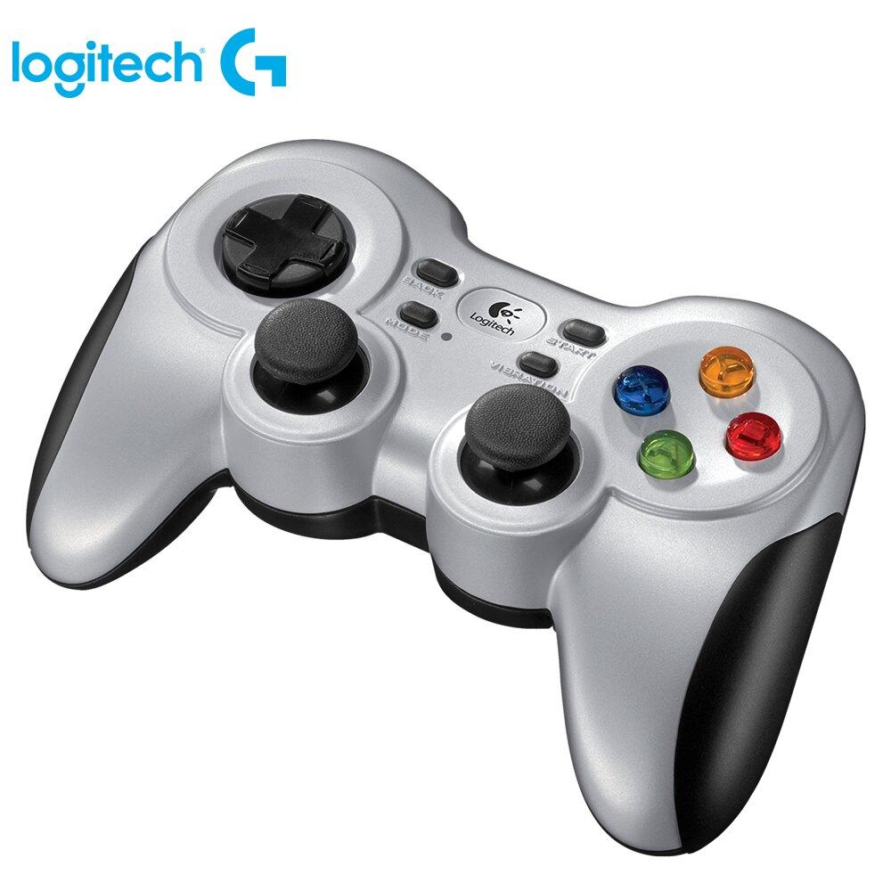 [logitech 羅技 ] 無線遊戲控制器 F710