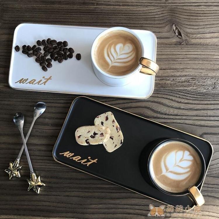馬克杯陶瓷早餐牛奶杯子帶勺情侶杯子簡約