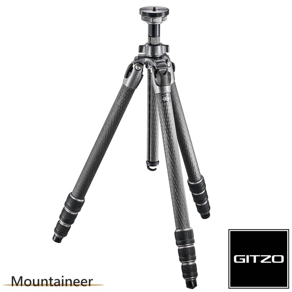 ..  Gitzo Mountaineer GT3542L 碳纖維三腳架3號4節-登山家系列 正成公司貨