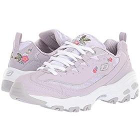 [スケッチャーズ] レディーススニーカー・靴・シューズ D'Lites - Bright Blossom Lavendar (25.5cm) B - Medium [並行輸入品]