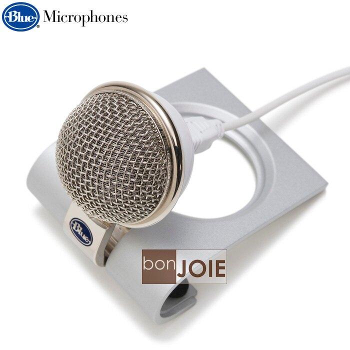 ::bonJOIE:: Blue Microphones Snowflake USB Microphone 專業型 USB 麥克風 (全新盒裝) MIC 指向性 支援 PC / Mac
