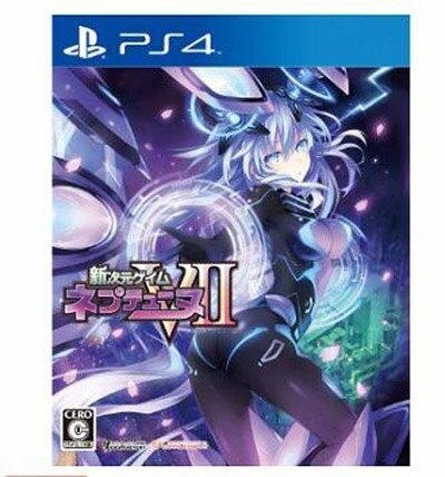 PS4 新次元遊戲 新次元戰記 戰機少女 VII 亞日文版 全新品