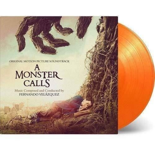 【停看聽音響唱片】【黑膠LP】怪物來敲門 電影原聲配樂 (2LP)