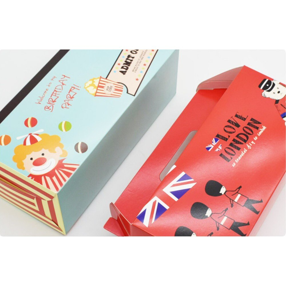 【嚴選SHOP】多款開窗瑞士捲盒 奶凍捲盒 點心盒 慕斯起司蛋糕盒 蛋糕捲盒 手提蛋糕卷包装盒 蛋糕卷盒子【C096】
