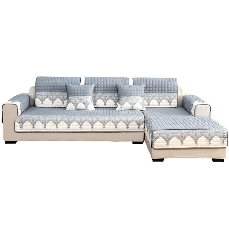 沙發罩沙發墊四季通用防滑坐墊簡約現代沙發套全包萬能沙發套罩一套全蓋 夏洛特 聖誕節禮物