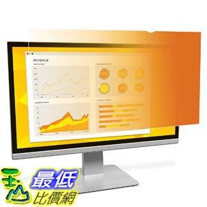 [106美國直購] 3M GF220W1B 螢幕防窺片 3M Gold Privacy Filter for 22吋 Widescreen Monitor (16:10)